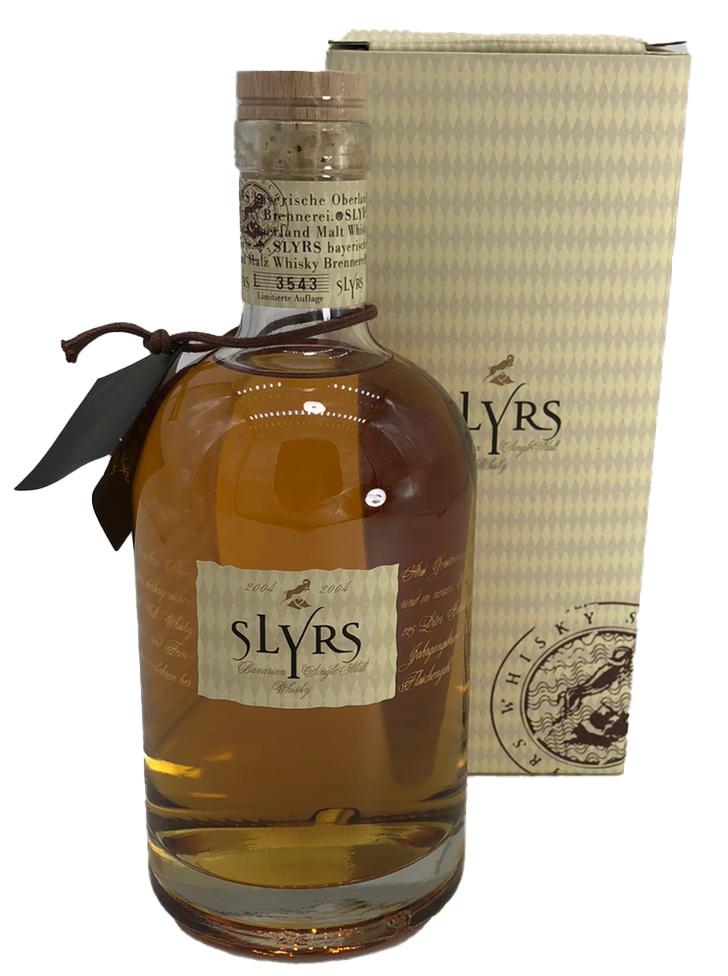 Slyrs Single Malt Whisky 2004