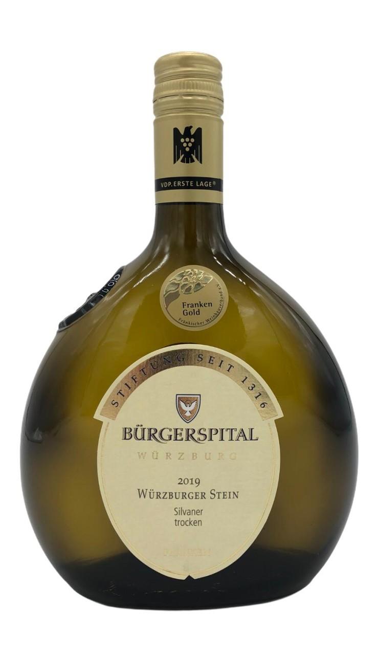 Bürgerspital Würzburger Stein Silvaner trocken 2019
