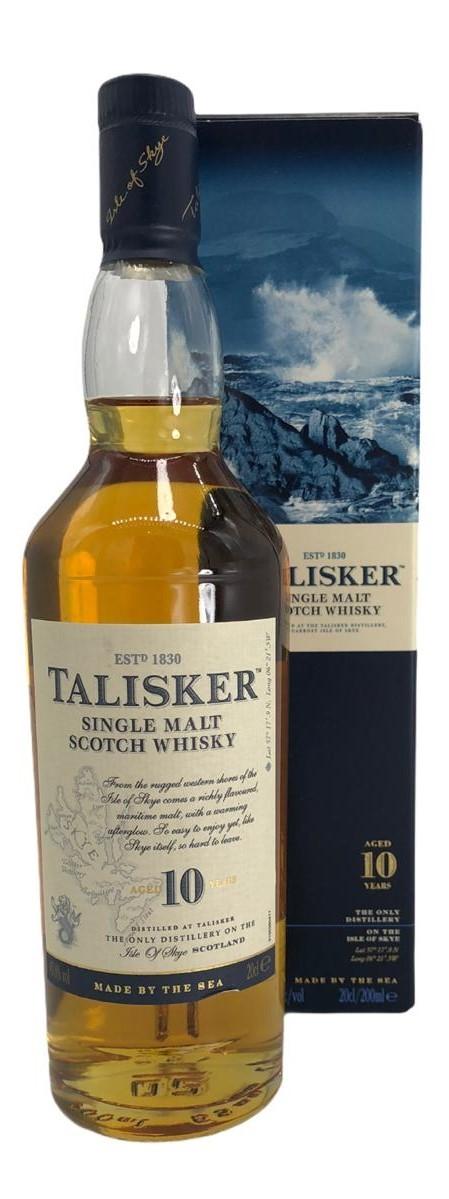 Talisker Single Malt 10 Years 200ml