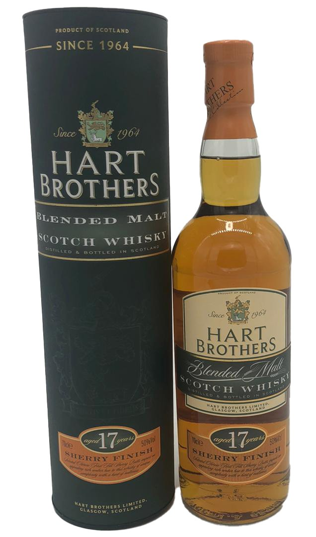 Hart Brothers Serry Finish 17 Years Old