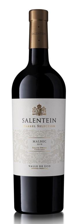 Salentein Barrel Selection Malbec 2018 1,5 L