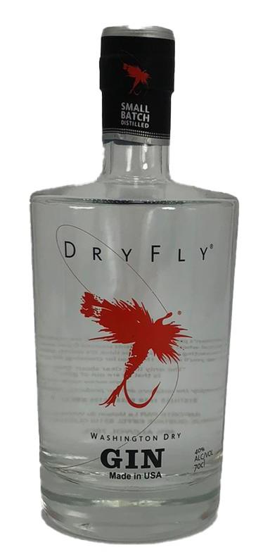 Dryfly Washington Dry Gin