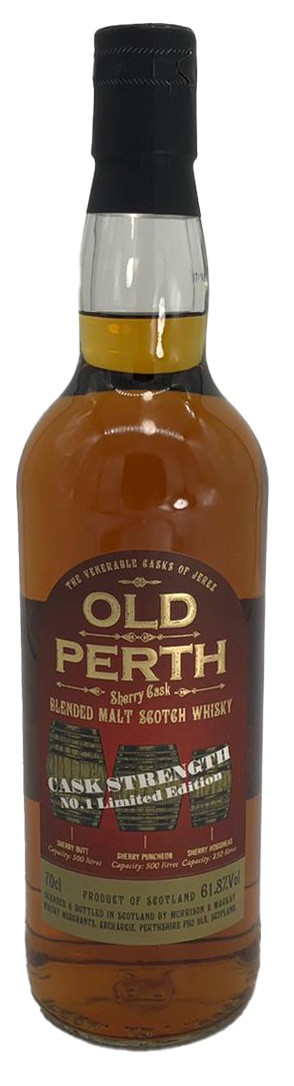 Old Perth Cask Strength No.1 Limited Edition