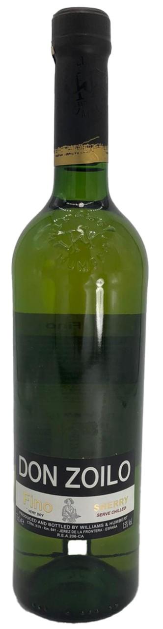 Don Zoilo Fino Sherry - very Dry