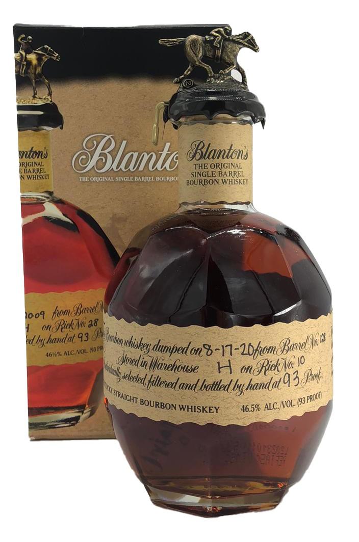 Blanton's Original Single Barrel in GP