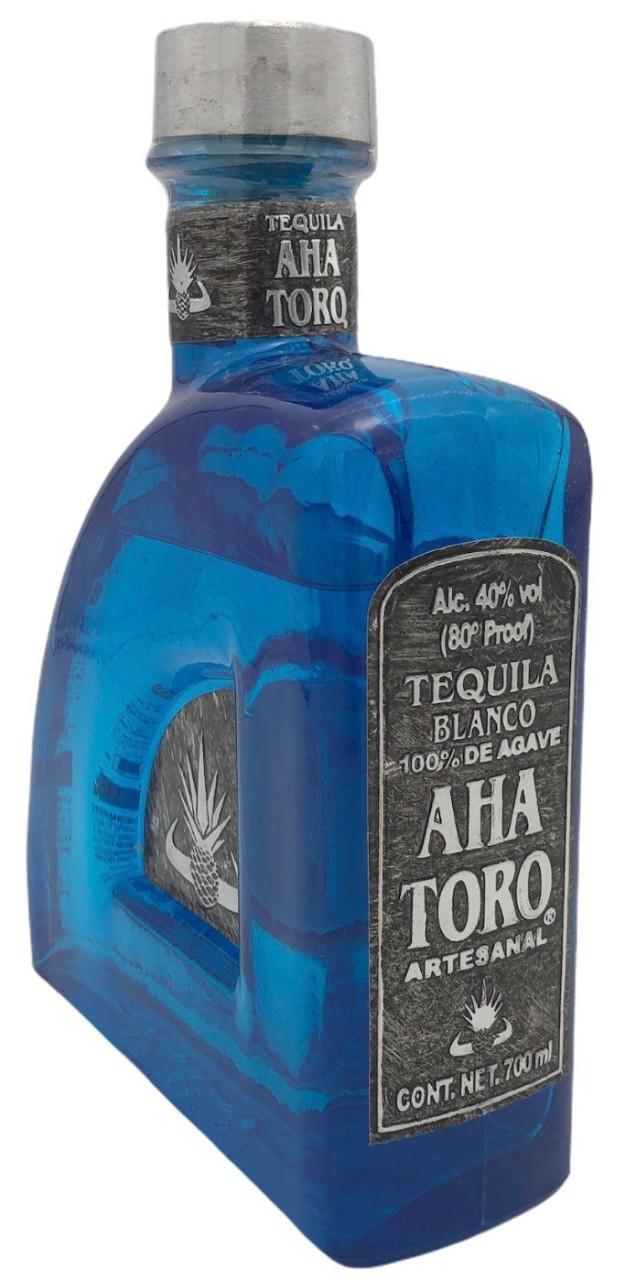 Aha Toro Tequila blanco 40% - 700 ml