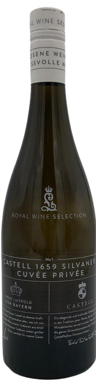 Weingut Castell & Prinz Luitpold von Bayern Silvaner Cuvée Privée Royal Wine Selection Weisswein tro
