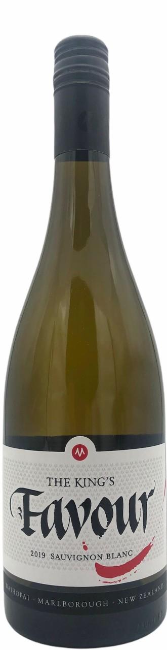 The King´s Favour Sauvignon Blanc Neuseeland Marlborough 2019 0,75l