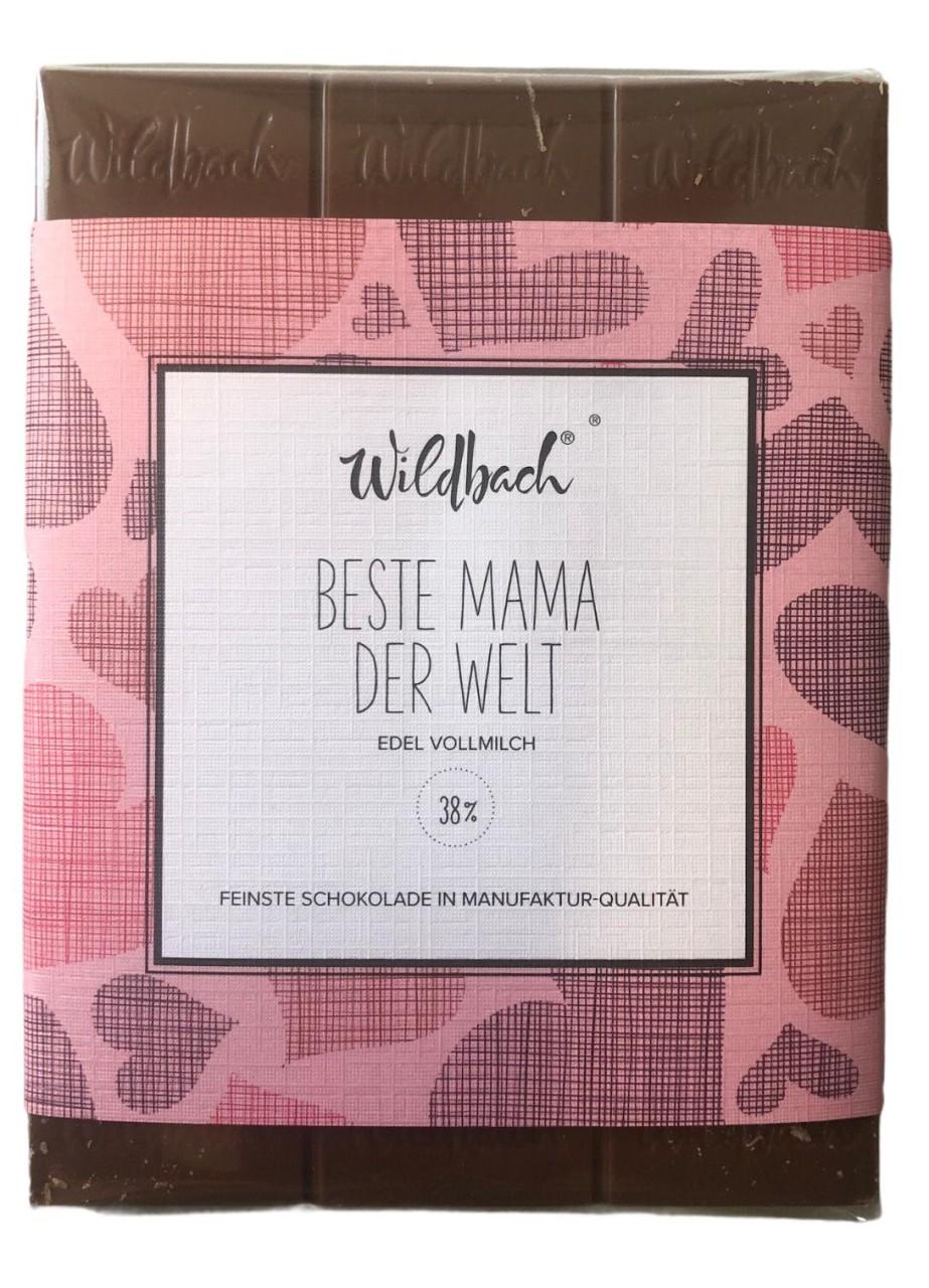 Wildbach Beste Mama der Welt 38% 70g