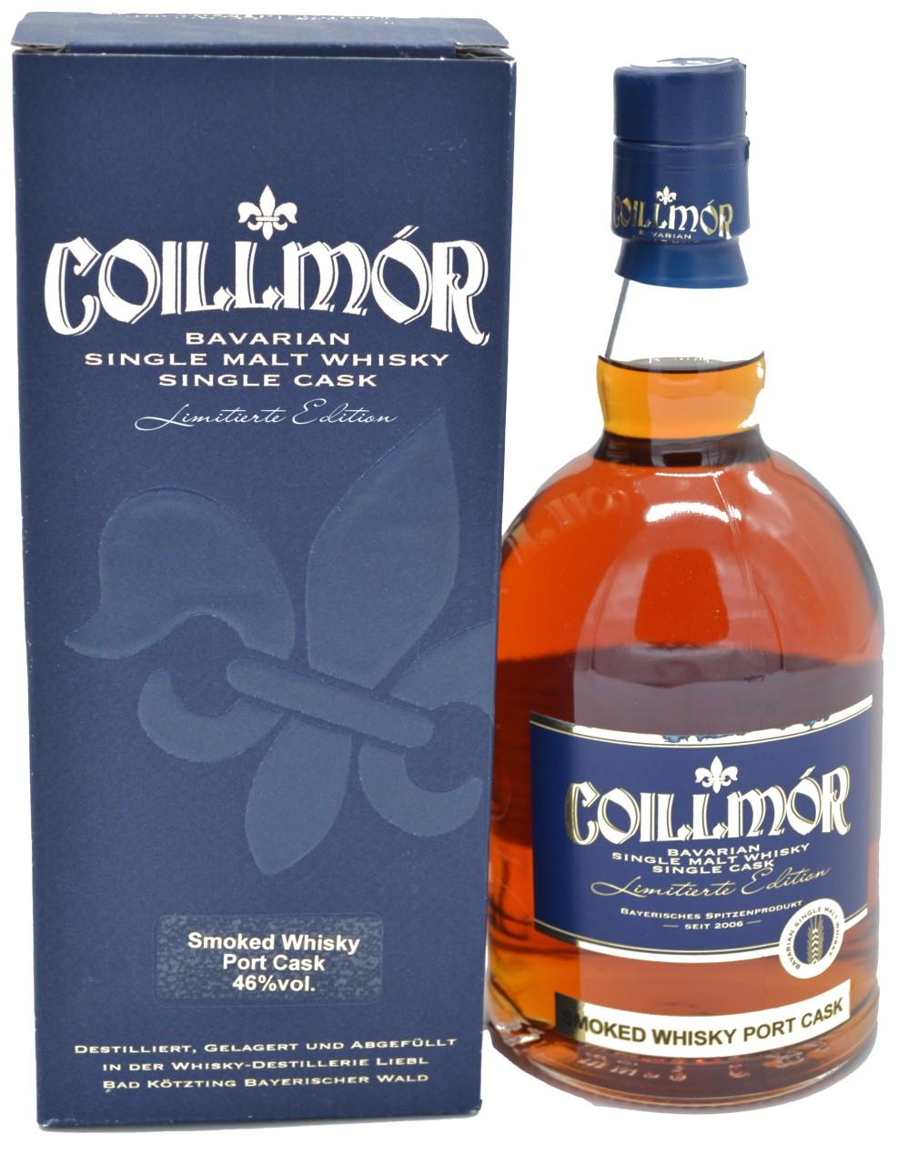 Coillmor Bavarian Single Malt Whisky Bordeaux Cask