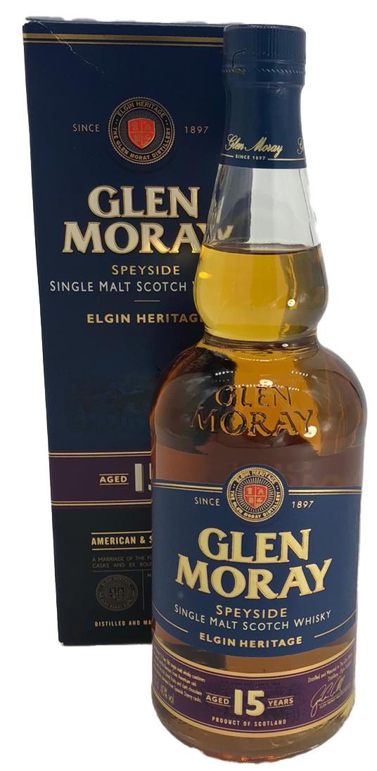 Glen Moray 15 Jahre Single Malt