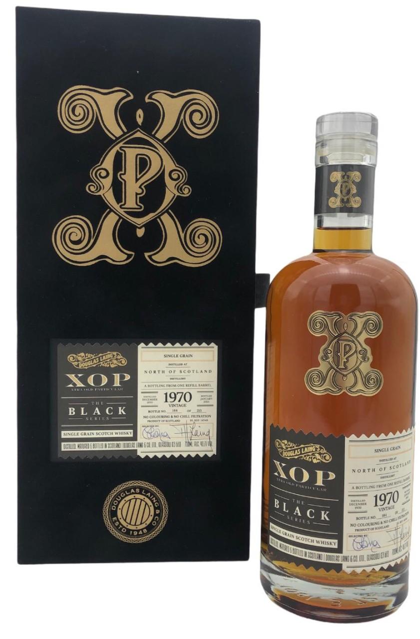 Douglas Laing´s North of Scotland 50 Years XOP Black Edition 40,7% vol.