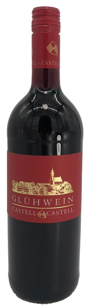 Castell Glühwein Rot 1l