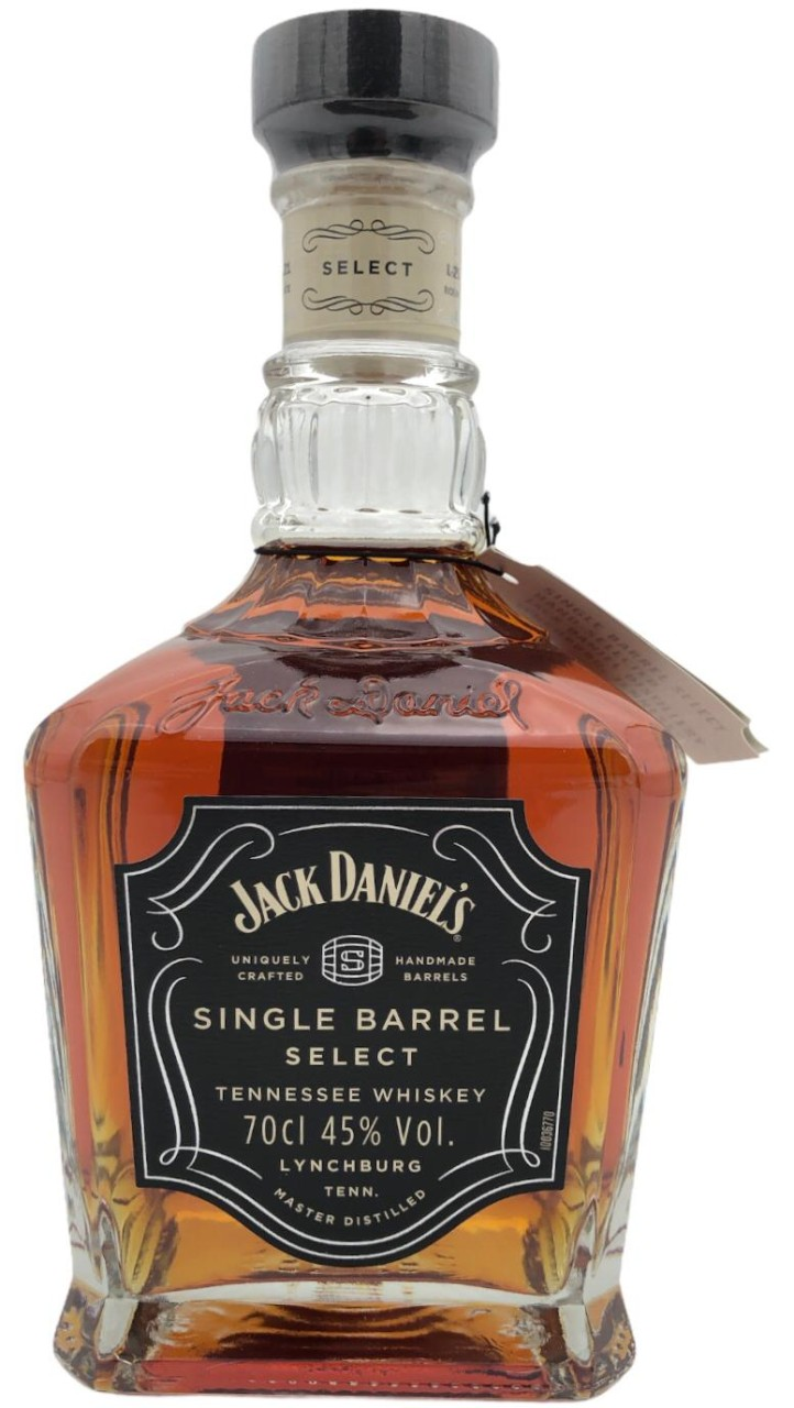 Jack Daniel's Single Barrel 45% vol.