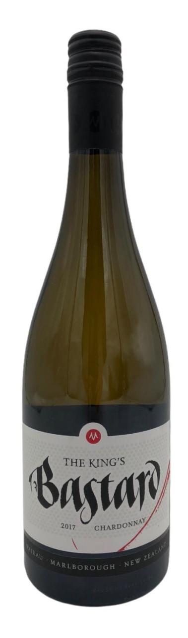 The King´s Bastard Chardonnay Weisswein trocken 2017