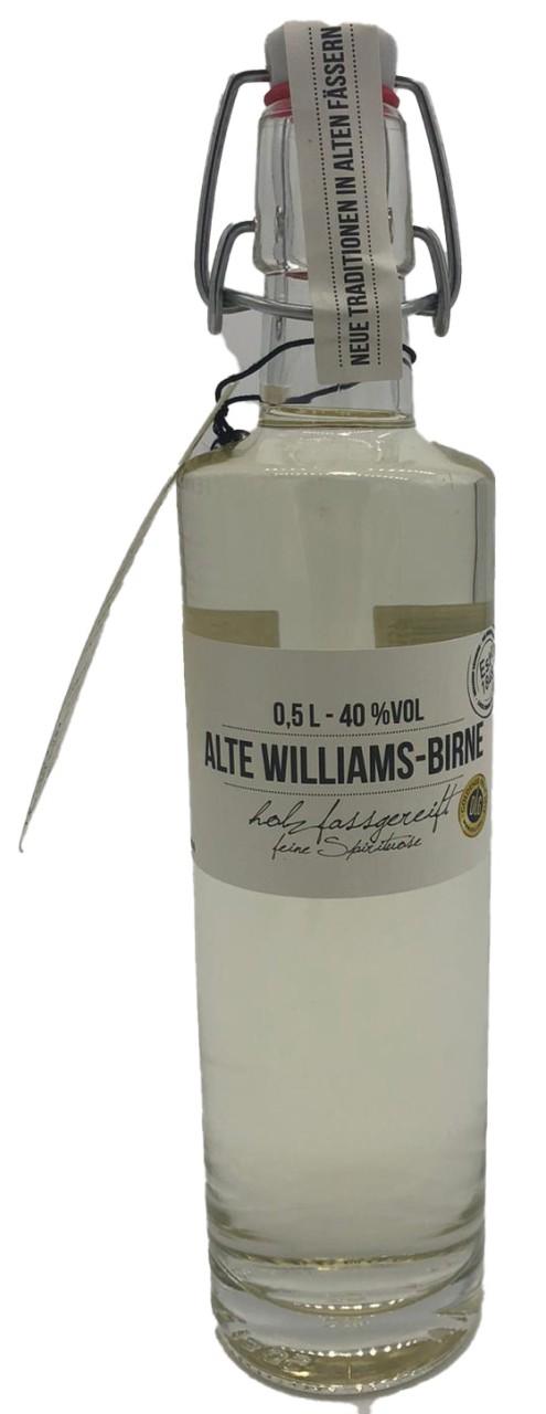 Birkenhof Alte Williams Edition Fasslagerung 0,5L