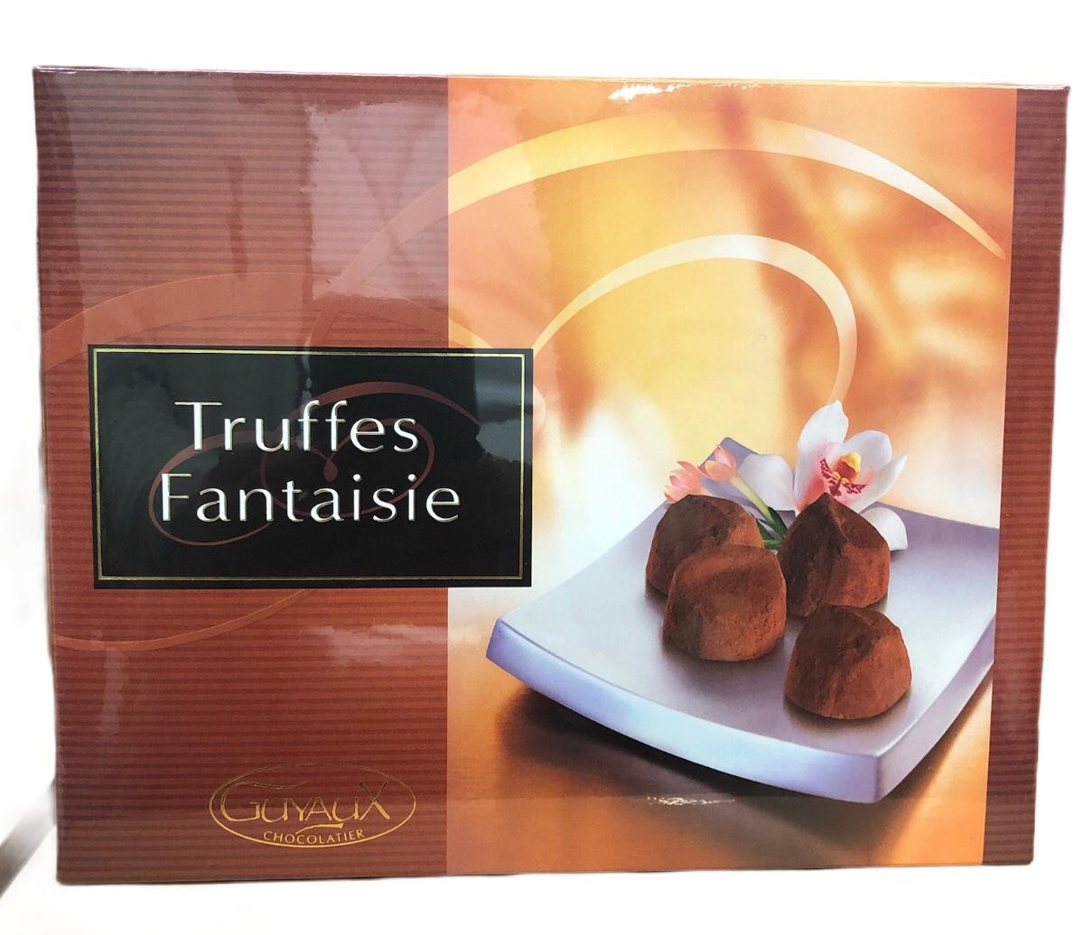 Guyaux Chocolatier Truffes Fantaisie 200 g