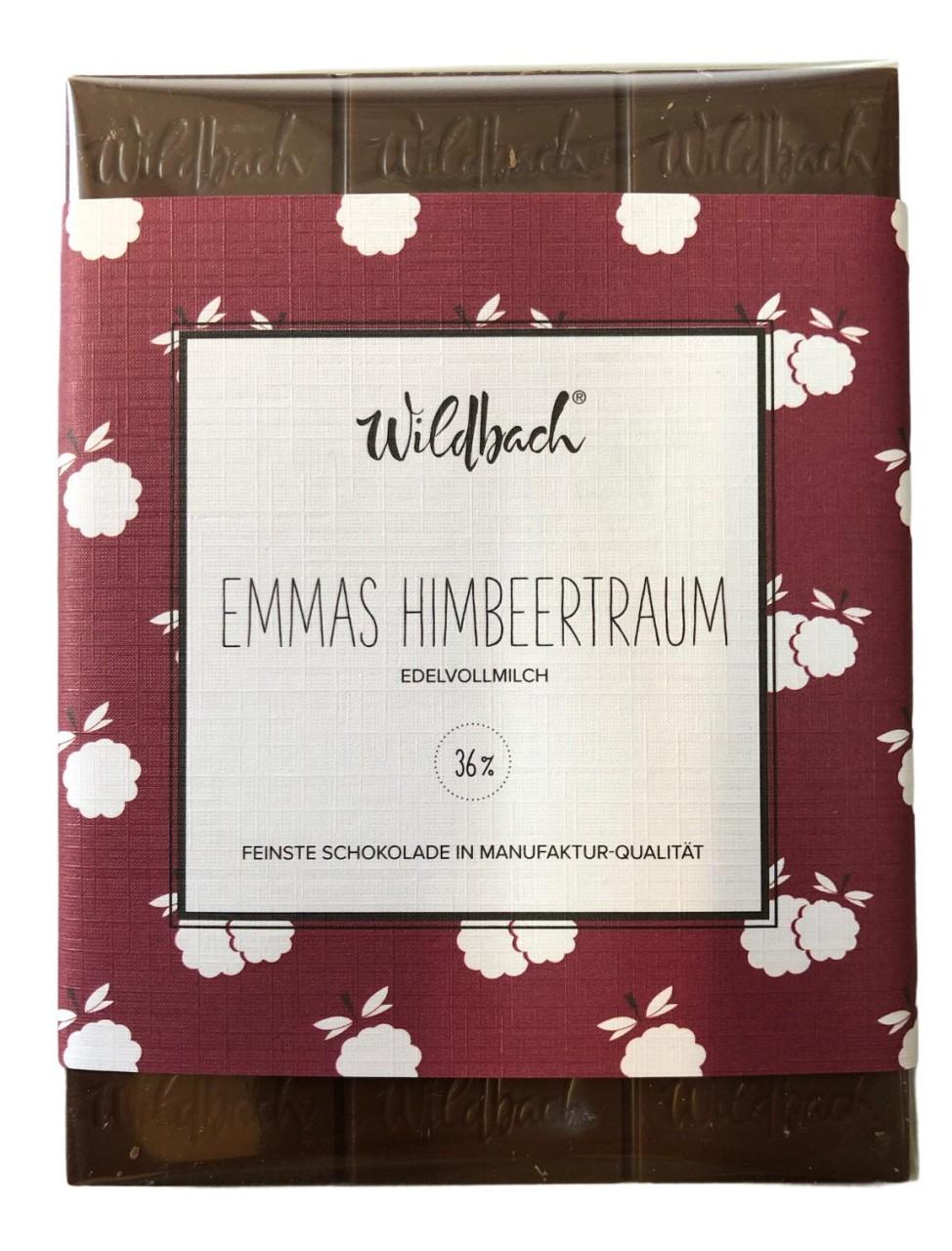 Wildbach Emmas Himbeertraum 36% 70g