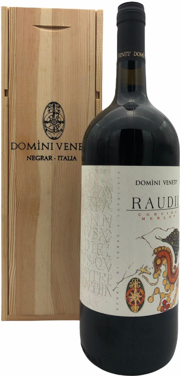 Domini Veneti Raudii Rotwein trocken 2016 1,5l Magnum