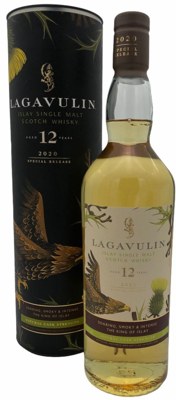 Lagavulin 12Y 2020 Special Release 0,7l