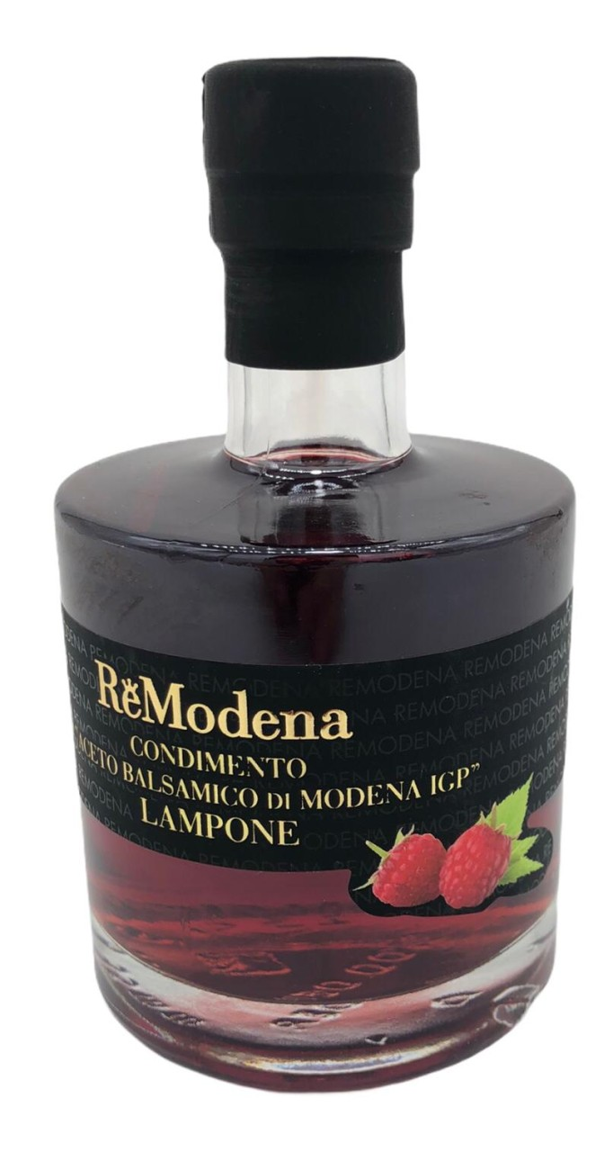 Re Modena Condimento All Aceto Balsamico IGP Lampone 0,25 l
