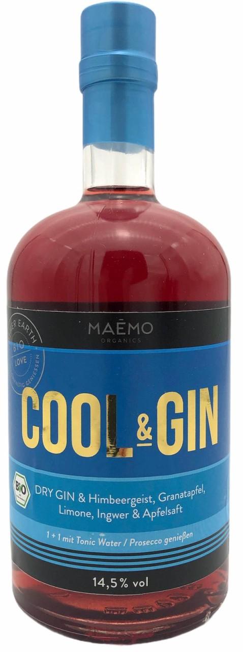 Maemo Organics Cool & Gin 0,7l 14,5%vol