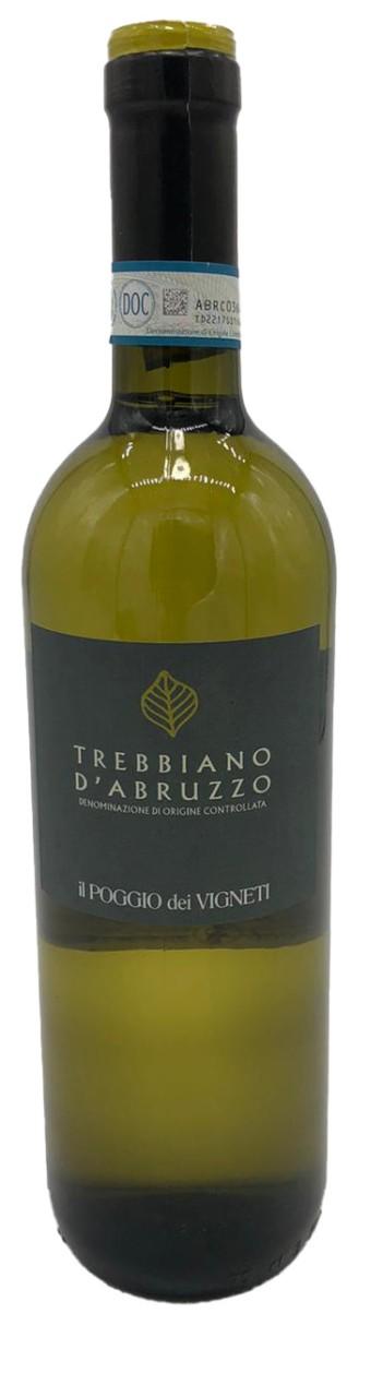 Verga Trebbiano Weißwein trocken