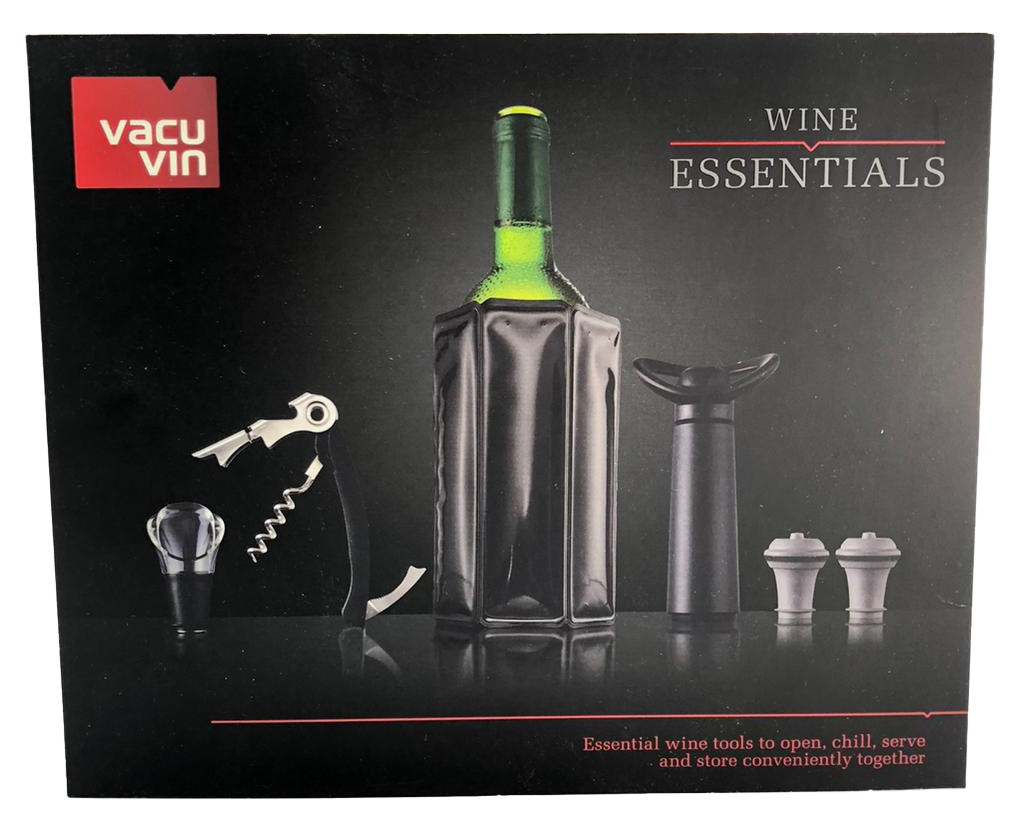 Vacu vin Wine Essentials tools Box