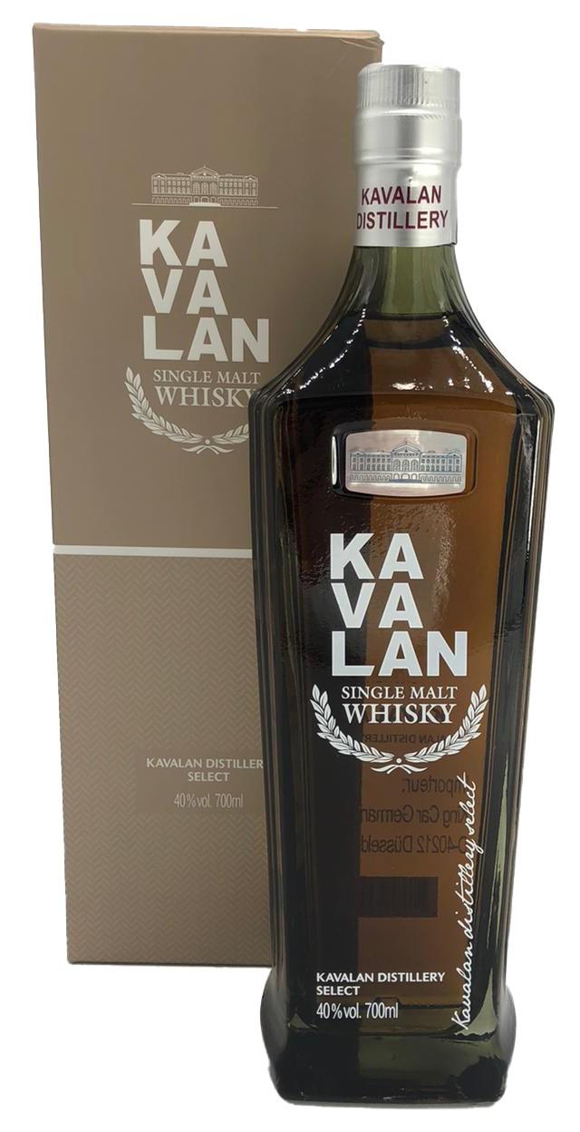Kavalan Distillery Select Single malt