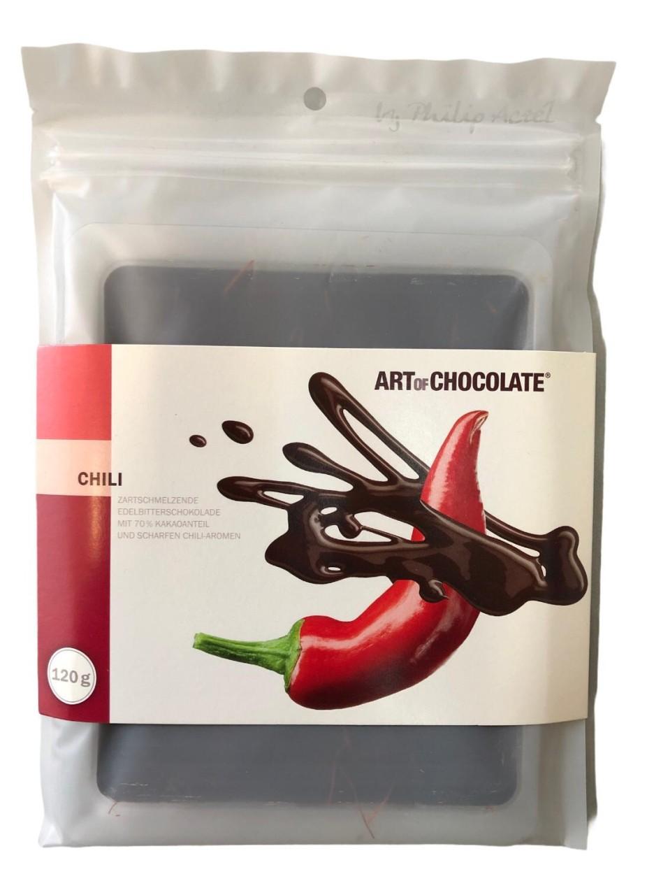 Art of Chocolate Chili 120g