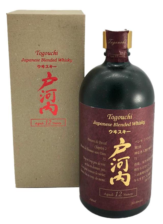 Togouchi 12 Jahre Japanese Blended Whisky