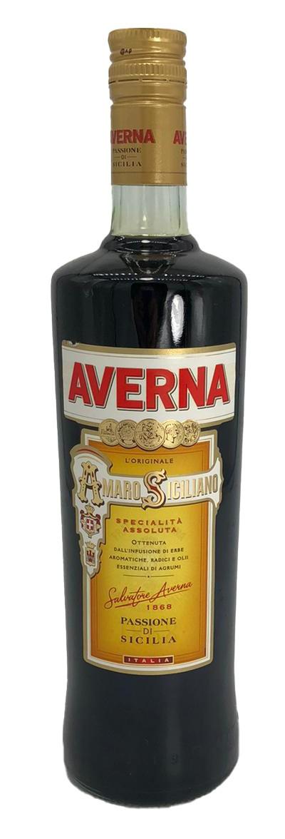 Averna Amaro Siciliano italienischer Kräuterlikör 1 L