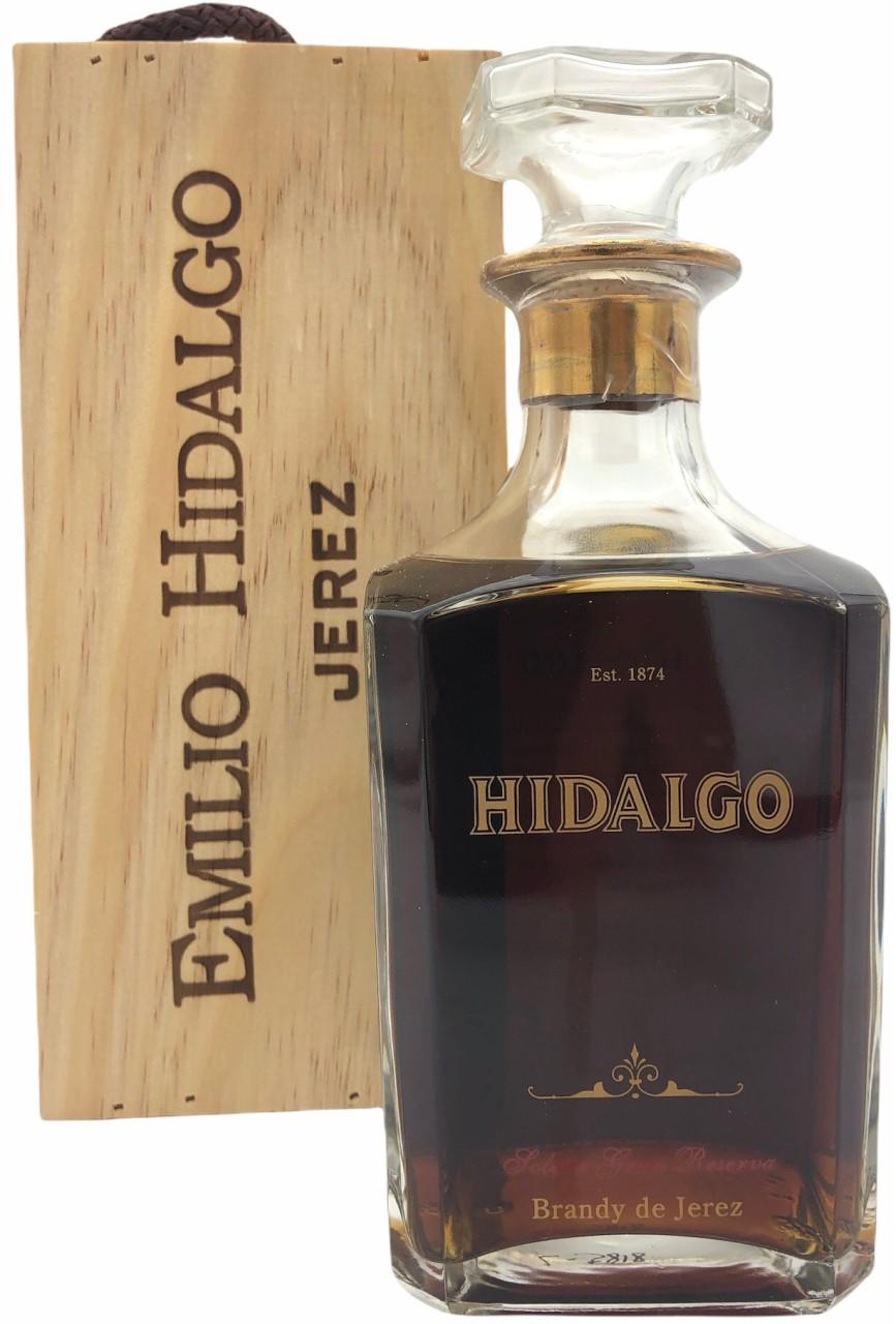 Brandy Hidalgo Privilegio Solera Gran Reserva, 0,70 l