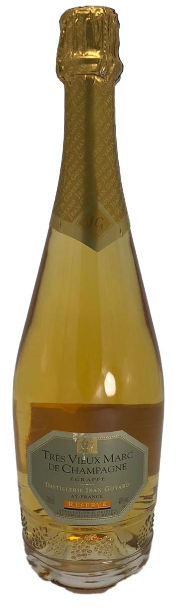 Tres Vieux Marc de Champagne Egrappe Reserve