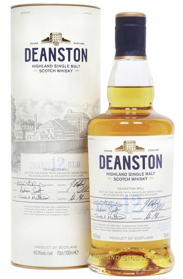 Deanston 12 Years Old Single Malt