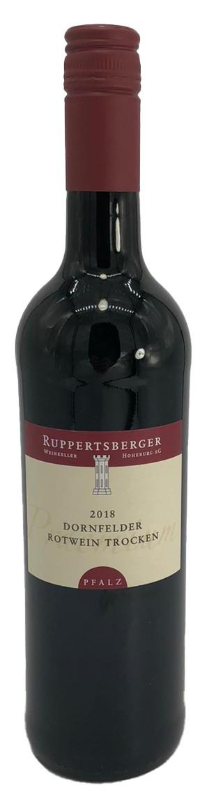 Ruppertsberger Dornfelder Rotwein trocken 2018