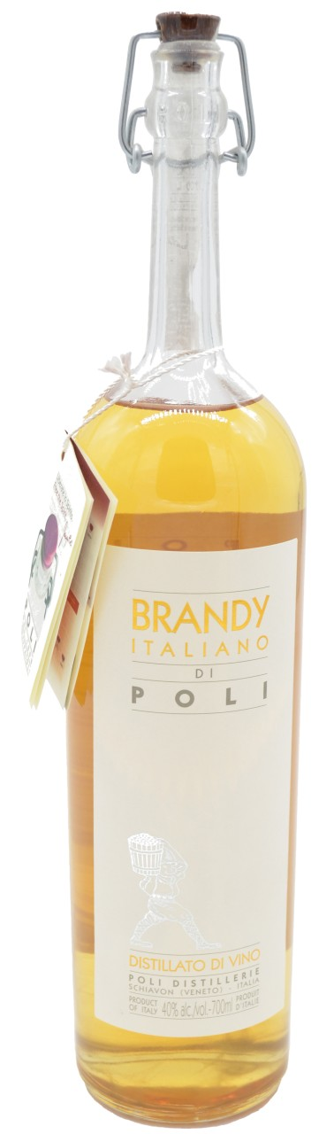 Poli Brandy Italiano 0,7 l 40 % vol