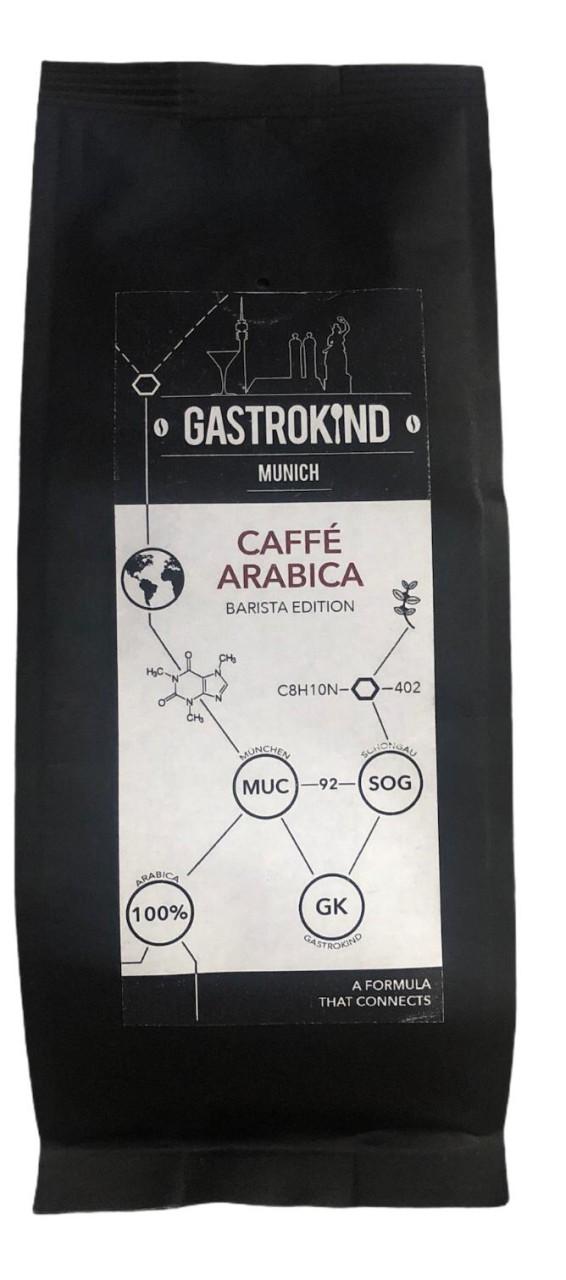 Gastrokind Espresso Cremá Barista Edition 250 g gemahlen