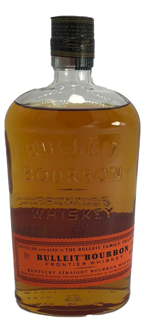Bulleit Kentucky Bourbon Frontier 0,7 L, 45% VOL.