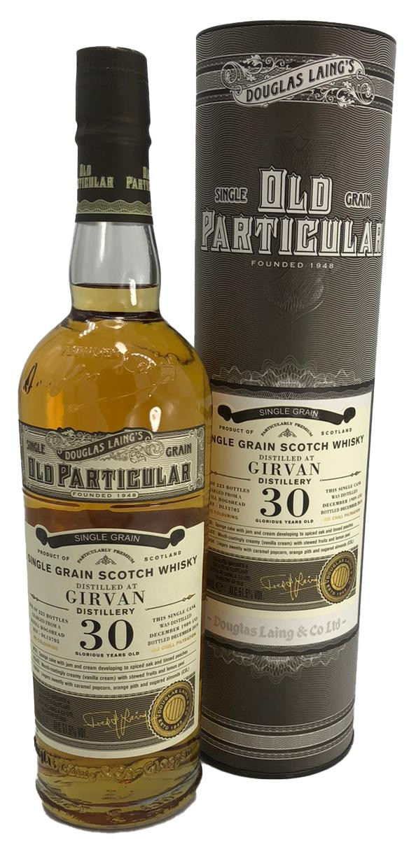 Old Particular Girvan 30 Years Douglas Laing´s