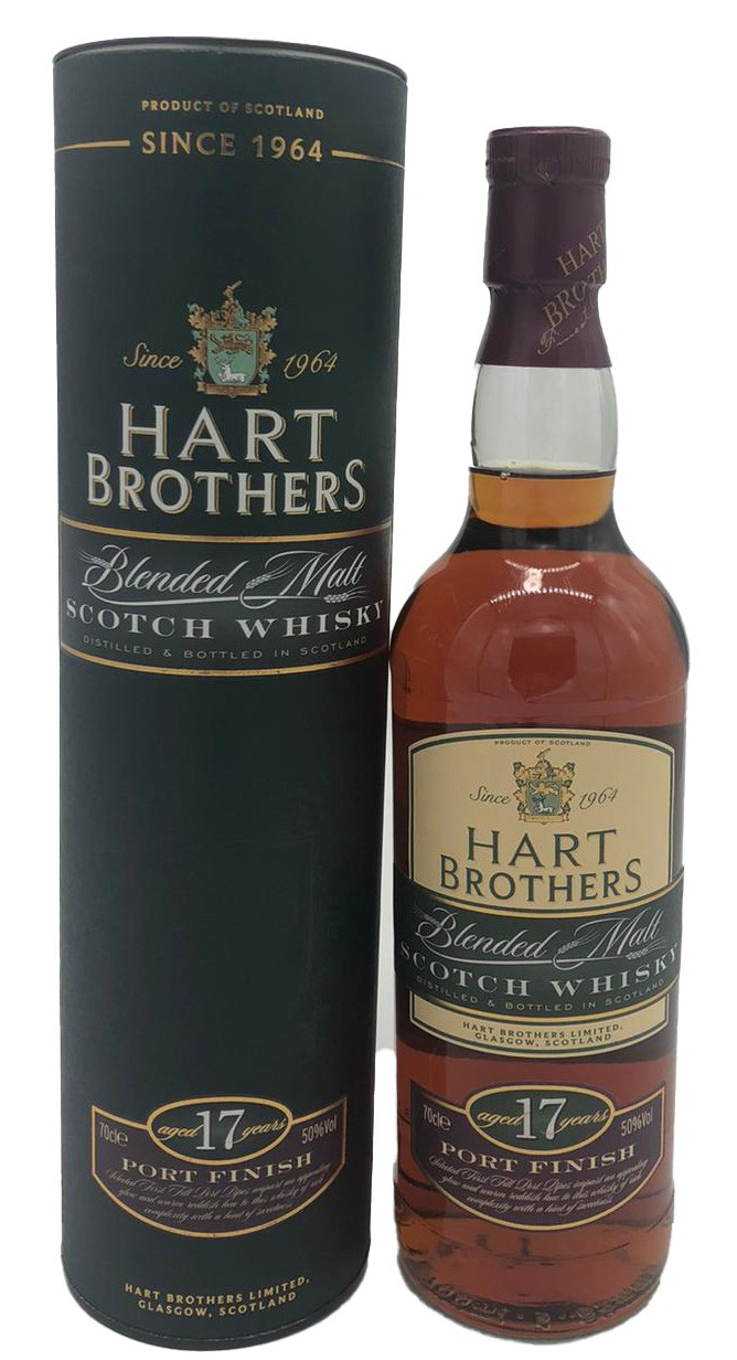 Hart Brothers Port Finish 17 Years Old