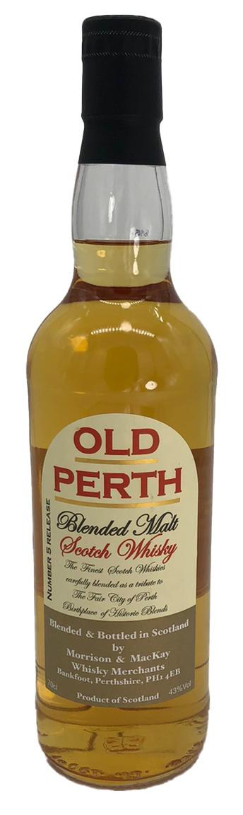 Old Perth Blended Malt