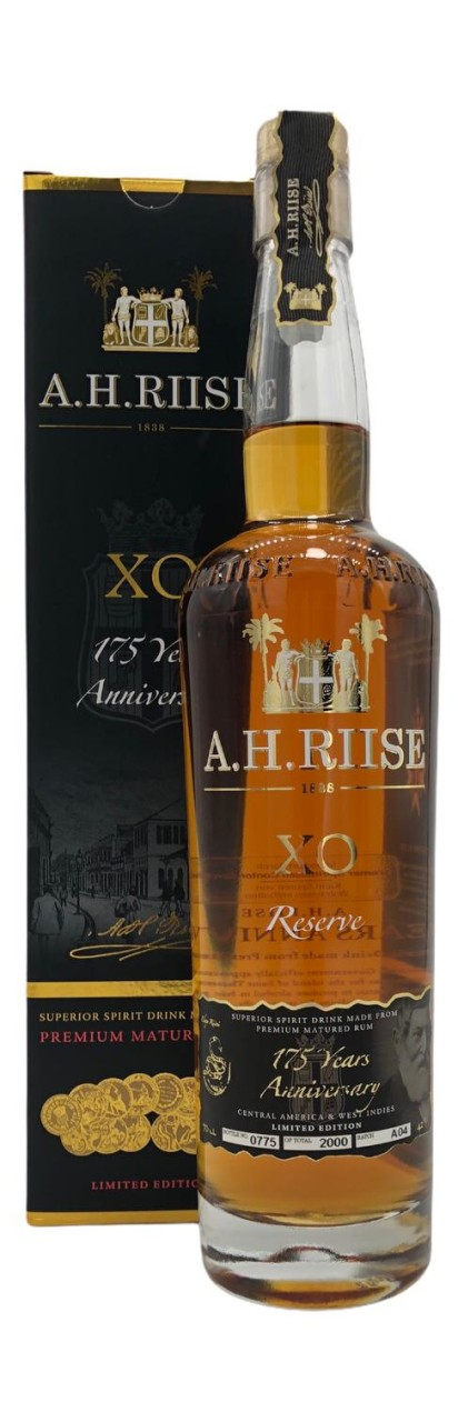 A.H. Riise X.O. Reserve 175 Anniversary