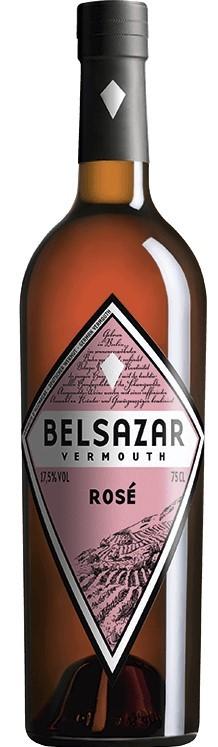 Belsazar Vermouth Rosé Vermouth aus Deutschland