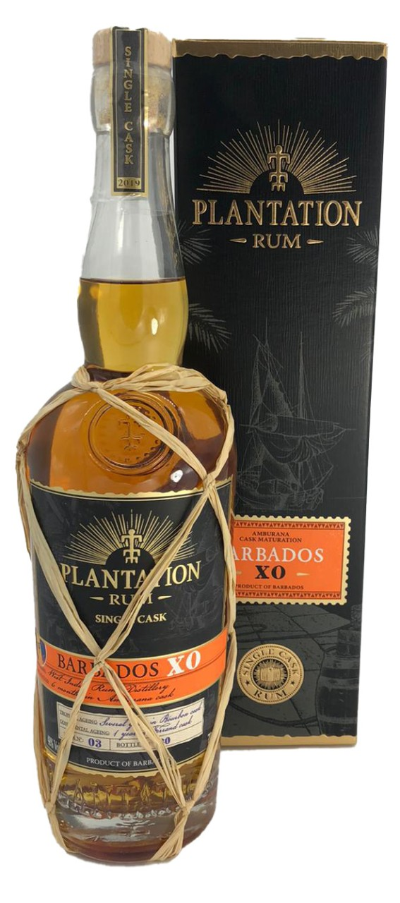 Plantation Barbados XO Single Cask Collection 2019, Amburana Cask Finish