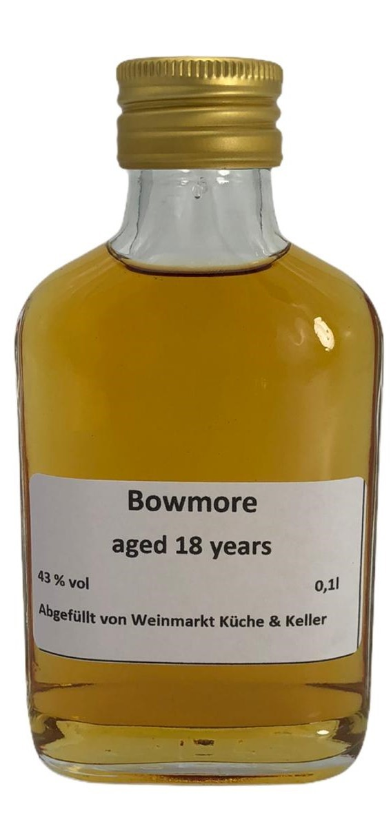 Bowmore 18 Years Old 0,1 l
