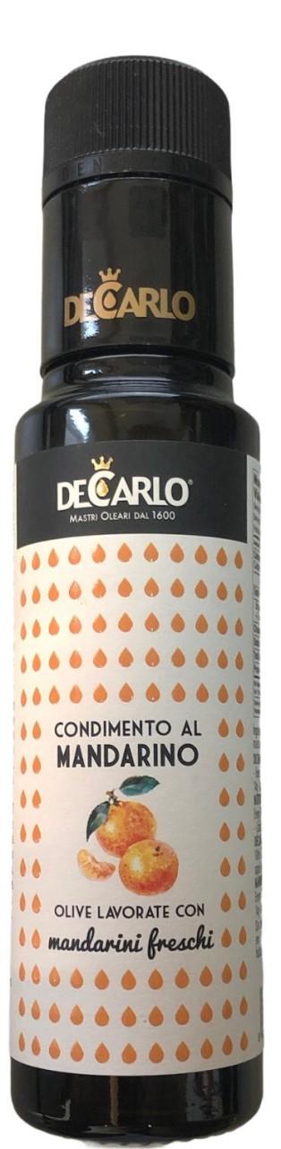 De Carlo Condimento al Mandarino 100ml