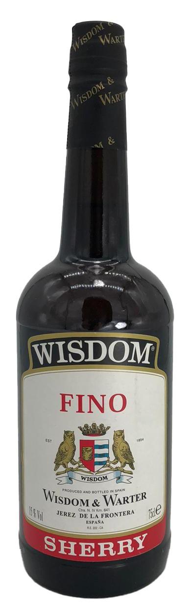 Wisdom Fino Sherry
