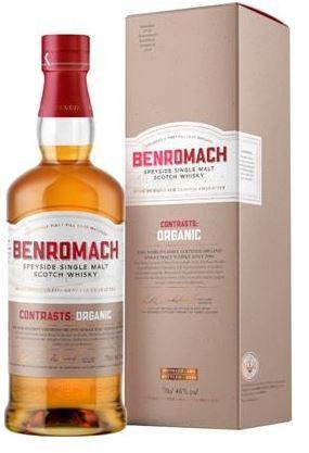 Benromach Contrasts Organic 46%vol.