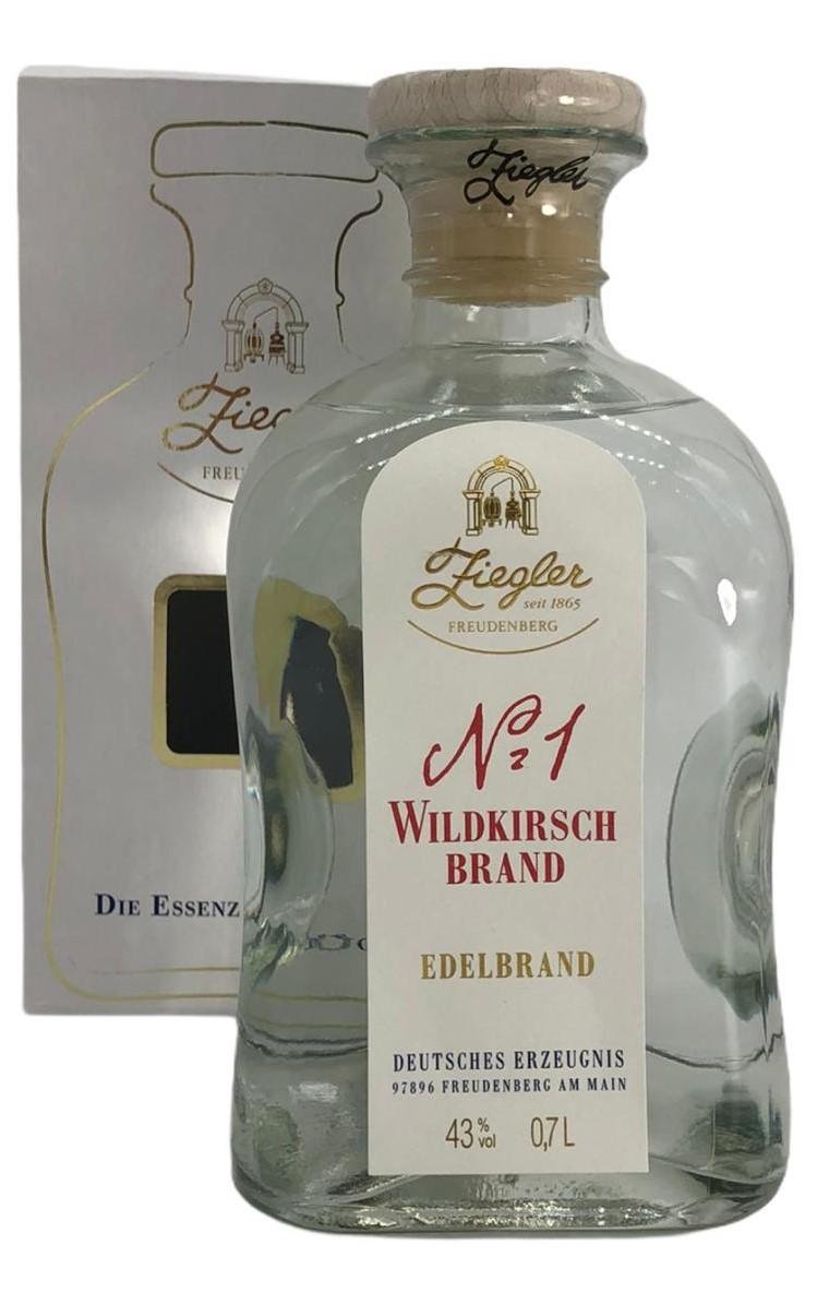 Ziegler Wildkirsch Nr. 1 Brand